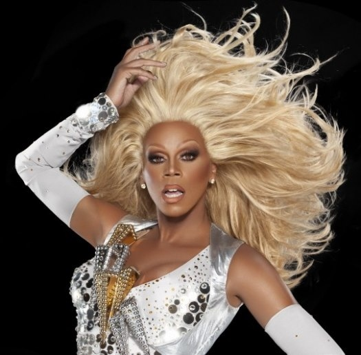 rupaul is fabulous