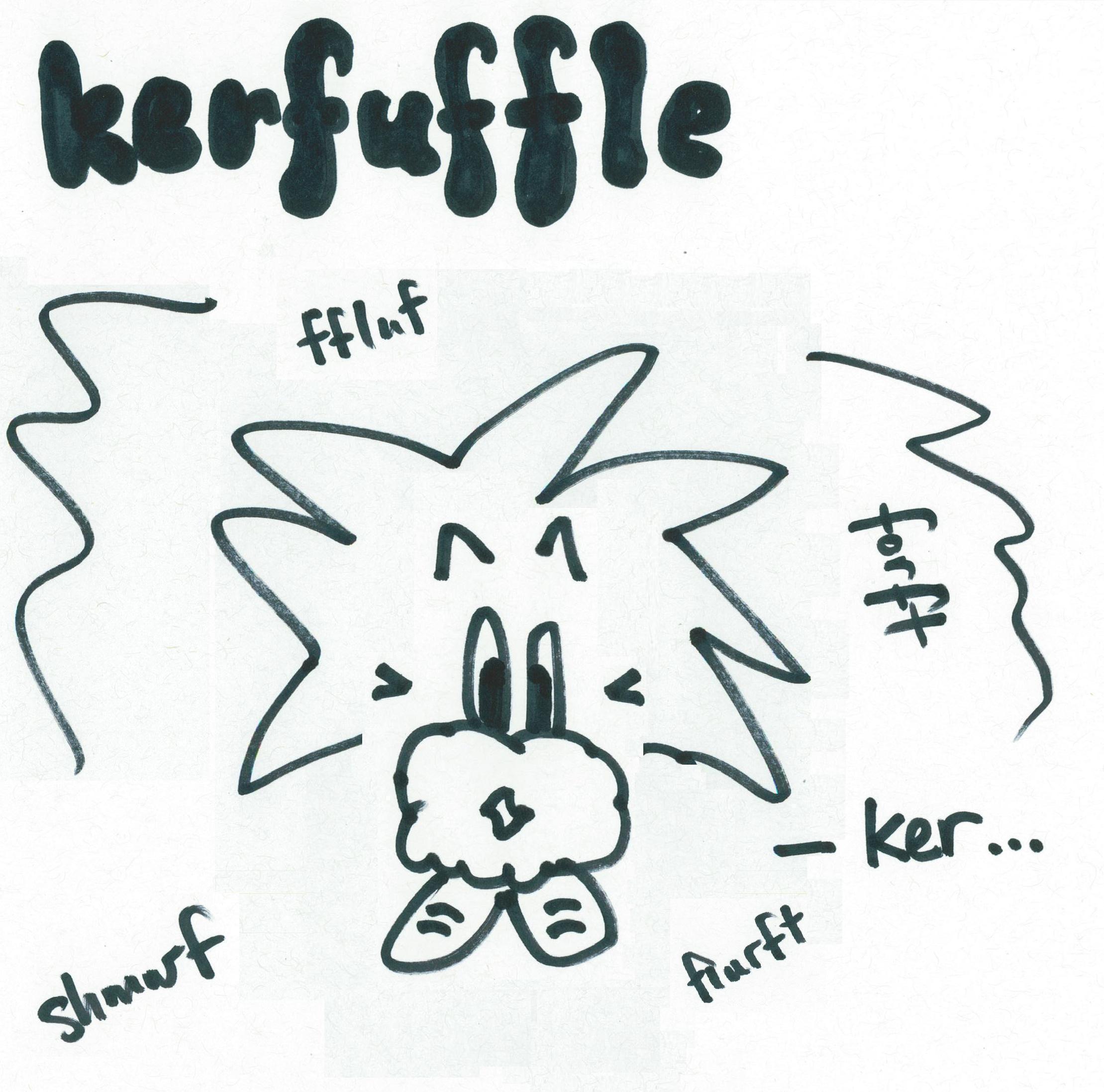 The Word Wizard! Kerfuffle